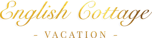 English Cottage Vacation Gold Logo